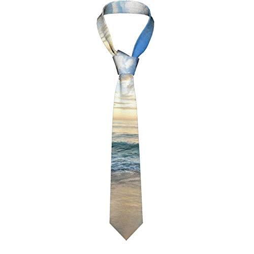 Corbatas clásicas para hombre de Pesadilla antes de Navidad para Halloween, formales, delgadas, informales, para bodas, fiestas, oficinas, negocios