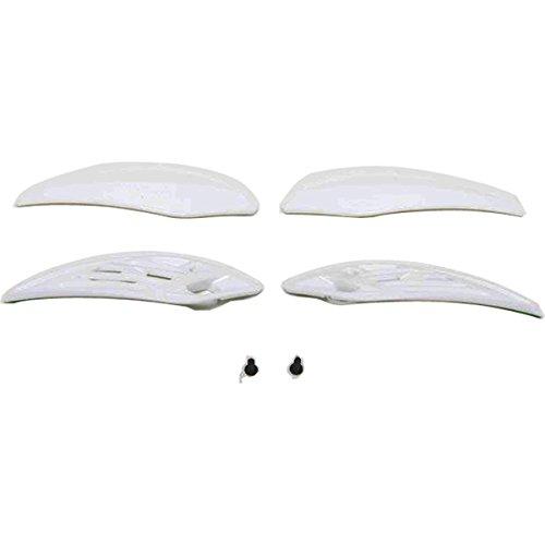 Shoei XR1100 - Presa di sfiato superiore, colore: Bianco