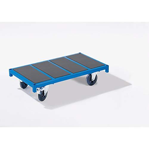 EUROKRAFTpro Holzladefläche 4-teilig für Ladefläche 1550 x 800 mm
