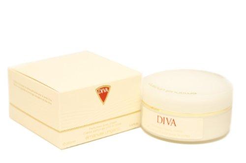 Diva By Emanuel Ungaro For Women. Perfumed Body Cream 6.8 Oz / 200 Ml
