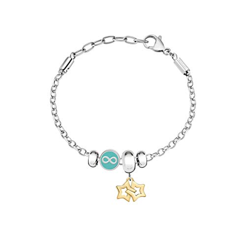 MORELLATO Damen-Charm-Armbänder Edelstahl SCZ968