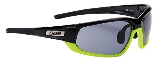 BBB - Gafas Adapt Fullframe Negro Neon/Lentes Humo Bsg-45
