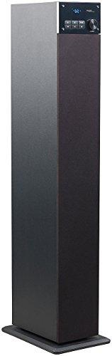 auvisio Standlautsprecher: 2.1-Multiroom-Turmlautsprecher m. WiFi, Bluetooth, USB-Anschluss, 160W (Soundtower)