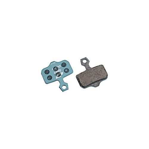 Jagwire Sport Organic Disc Brake Pad-Avid Elixir Brake Pad Unisex Adult, Blue