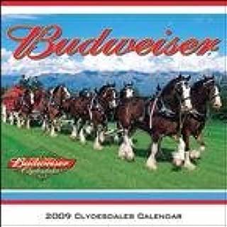 Budweiser Clydesdales 2009 Wall Calendar