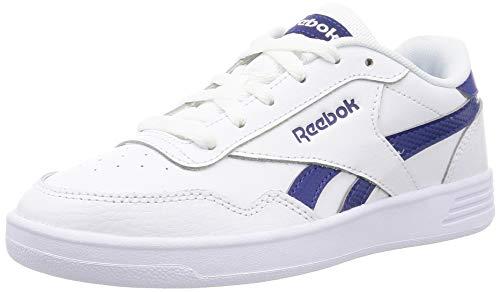 Reebok Royal TECHQUE T, Scarpe da Tennis Uomo, Bianco/Deecob/Bianco, 44 EU