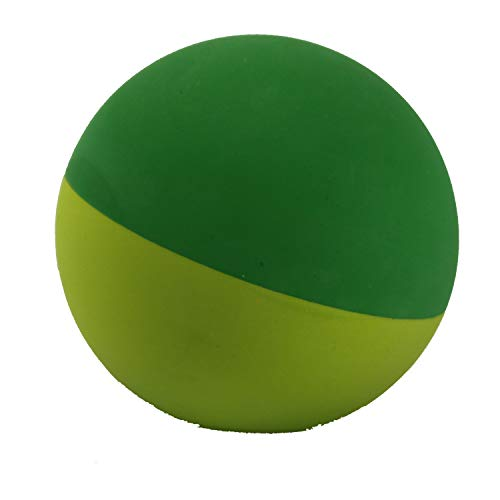 Dazzling Deals Green and Yellow Bouncy Ball
