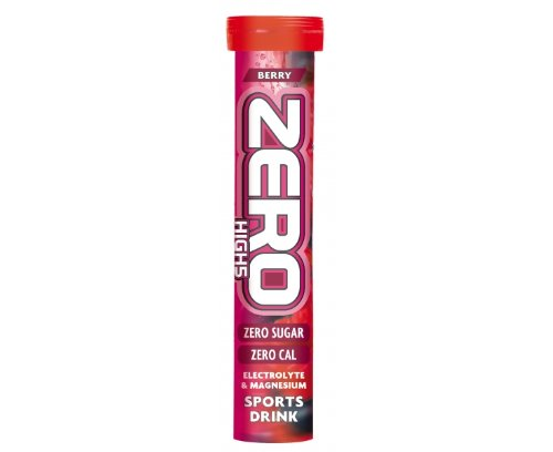 HIGH5 Zero Active Hydration Drink Tabs - 20 Tablet Tube, Citrus by High 5