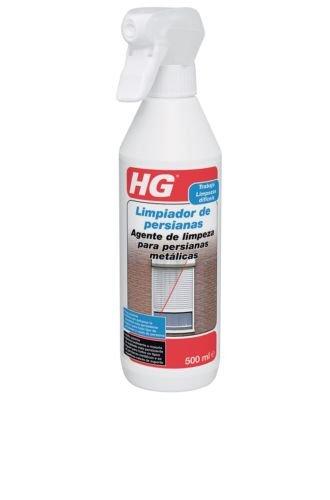 HG Limpiador de persianas, Blanco, 500ml, 500