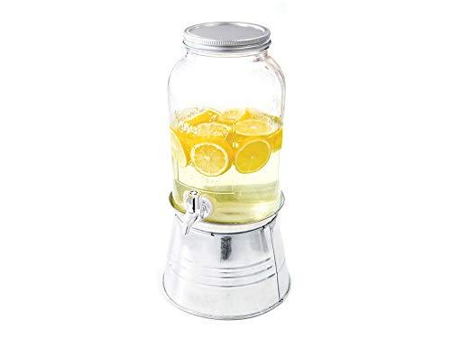 Saveur & dégustation DISPENSADOR Bebida 3,75 L KV7079, Blanco, Estandar