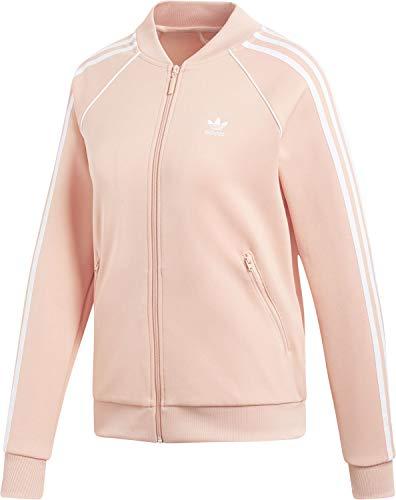 Adidas Damen SST TT Track Top, Pink (Dust Pink), 30 DE