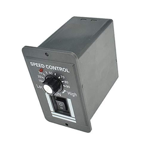 Harilla 1040 DC 12V24V36V48V Control de Motor PWM Interruptor de Velocidad Continuo ENCENDIDO/APAGADO 40A