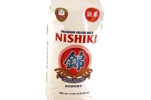 Industry No. 1 nishiki premium grade rice - grain 5lbs Las Vegas Mall medium
