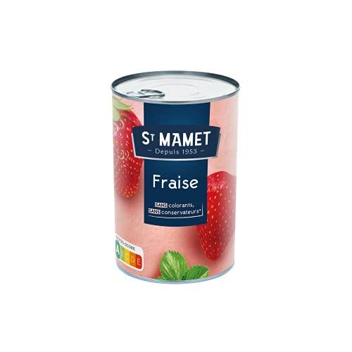 ST MAMET Fraise 415g