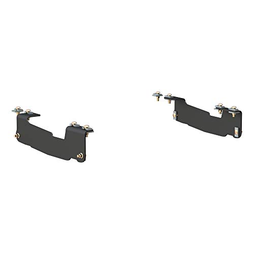 CURT 16441 5th Wheel Installation Brackets, Select Ford F-150, Except 5.5-Foot Bed