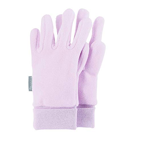 Sterntaler Unisex Kinder Fingerhandschuh Cold Weather Gloves, Rosa, 5 EU