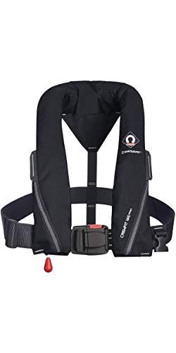 Crewsaver Varen en zeilen - Crewfit 165N Sport automatisch reddingsvest - zwart - unisex