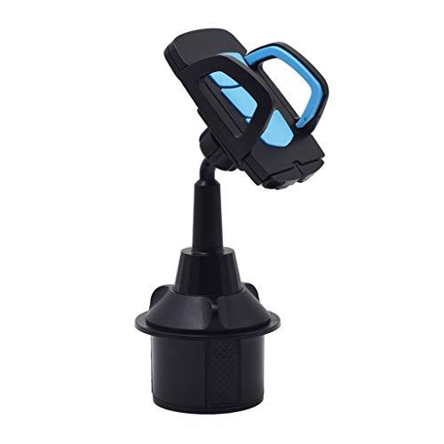 OKwife Universal Car Cup Holder Soporte para teléfono móvil Soporte para teléfonos móviles de 3,5 a 7'
