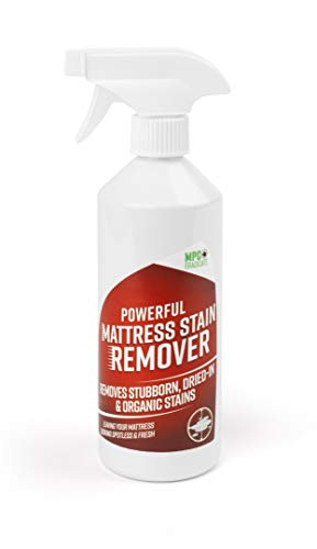 MPC ERADICATE Powerful Mattress Stain Remover Urine Vomit Blood Pet Faeces Bed Cleaner Freshner