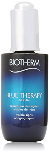 Biotherm Blue Therapy Serum Unisex visable signs of aging repair, Gesichtspflege-Serum, 50 Ml