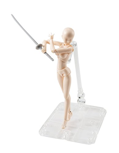 Mujer DX Set Color Carne Figura 15 Cm DX Body Kun Figuarts