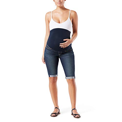 Product Image of the Signature by Levi Strauss & Co. Gold Label Women's Maternity Mid-Rise Skinny...