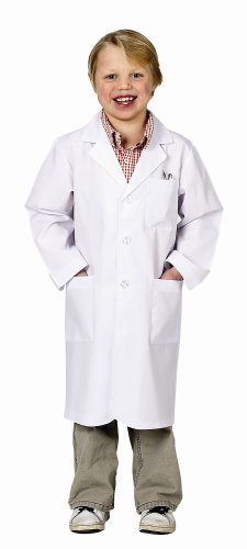 Aeromax Jr. Lab Coat, 3/4 Length (Child 4-6)