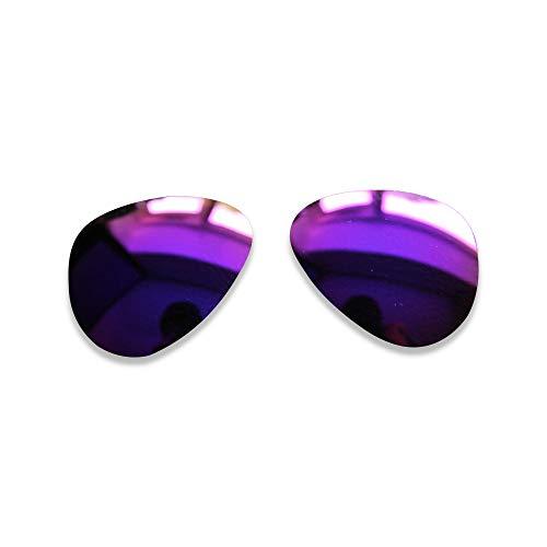 PolarLens Lentes polarizadas de repuesto para RayBan Aviator RB 3025 - Compatible con gafas de sol RayBan Aviator RB3025