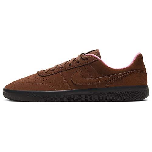 Nike SB Team Classic Premium Men's Shoes - AR0767 (Earth/Earth-Magic Flamingo, Numeric_9_Point_5)