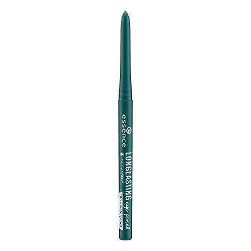 Essence AEB0B - Lápiz de ojos de larga duración, verde (12 tengo un verde), 1 pieza