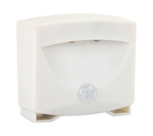 LED NACHTLICHT Bewegungsmelder 2xLEDs Sensor Treppenlicht Licht Leuchte Lampe 75
