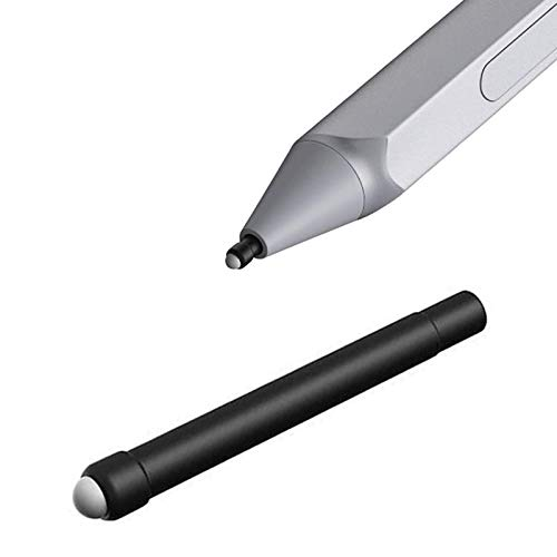 Niyin204 3 x Replacement Pen Kits for Surface Pro 4/5/6/7 (Original HB Type) Replacement for Book Pen Tips (Pack of 3/5 Tips)