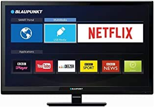 24' LED SMART TV WITH NETFLIX freeview HD Blaupunkt