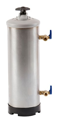 Classeq ws16-sk Manual descalcificador de agua, 16L, acero inoxidable