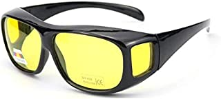 Day and night driving glasses anti-glare