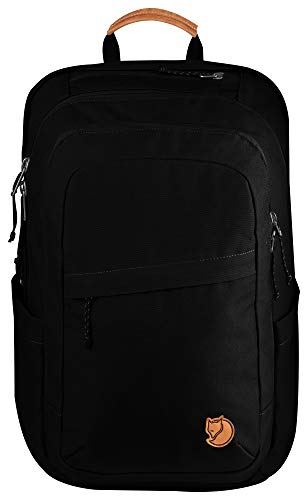 Fjällräven Rucksack Räven Luggage- Messenger Bag, Black, 46 cm