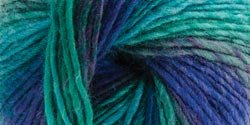Red Heart E793-3935 Red Heart Boutique Unforgettable Yarn - Dragonfly