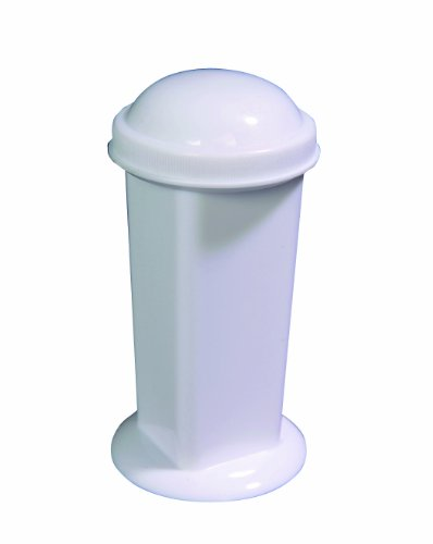Thomas 62101 Polypropylene Staining Coplin Jar, with Domed and Shallow Thread Screw Cap (Pack of 12)