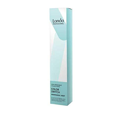 Londa Professional Color Switch Mammamia! Mint Semi-Permanent Color Creme, 80 ml