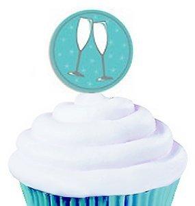Wilton Picker pour Cupcakes, 2 Verres, 24 pièces