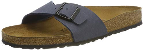 Birkenstock Unisex Arizona Essentials EVA Navy Sandals - 41 N EU / 10-10.5 2A(N) US