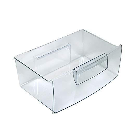 Electrolux AEG 224711112 2247111129 ORIGINAL Gemüseschale Schublade Gemüsefach Kühlfach Kühlschublade Gemüseschublade Behälter Schale 482x185x295mm Kühlschrank auch für JohnLewis Nordland Privileg