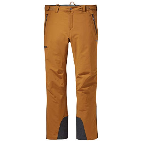 Outdoor Research Cirque Softshell Pant - Men's Saddle, XL