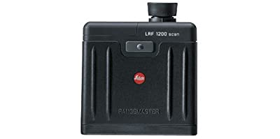 Leica Rangemaster 1200 Scan Mode/Black Rangefinder from Leica