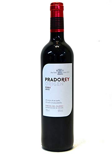 Pradorey Origen 2018, Vino, Tinto, Castilla y León