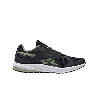 Reebok Endless Road 2.0 Mesh Textile Two-Tone Side Logo Lace-Up Sneakers for Women