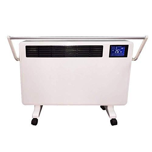 XIANGAI Calefactor Calentadores Eléctricos 2000W Inteligente de conversión de frecuencia de baño del hogar de Ahorro de energía Speed Hot silenciosa operación frío y Caliente de Doble Uso