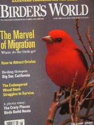 Birder's World Magazine Orioles (June, 1998)