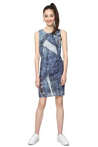 Desigual - Vestido de mujer modelo Denia Maize