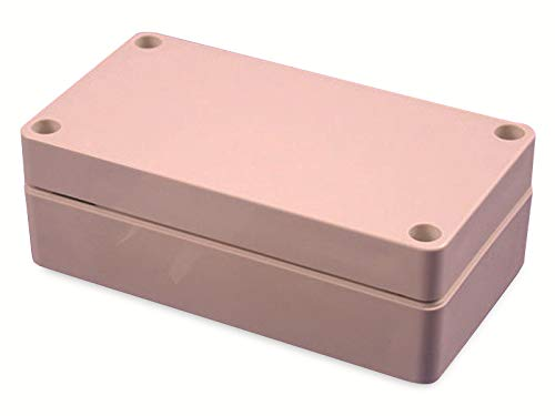 Hammond Electronics 1590N Universal-Gehäuse 121 x 66 x 40 Aluminium Druckguss